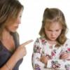 Ошибки молодых родителей в воспитании ребенка