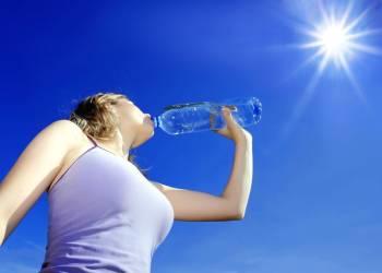 Роль воды для похудения