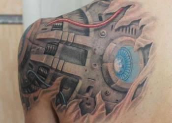 Виды и стили татуировок