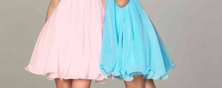 Модные женские платья осень и зима 2014-2015