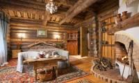 Спальни в стиле кантри