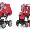 Удобный транспорт для малыша – коляска-трансформер