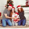 Новый год с семьёй