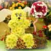 Как необычно подарить цветы