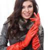 Модный тренд весны: длинные перчатки