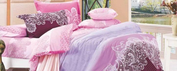 Королевская роскошь – постельное белье из сатина