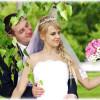 Свадьба весной