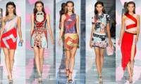 Versace весна – лето 2015