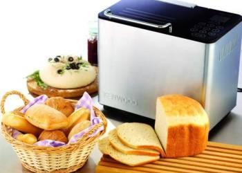 Нюансы при выборе хлебопечки