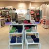Покупка одежды на стоковых сайтах