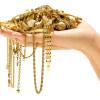 Как чистить и ухаживать за золотыми украшениями?