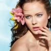 Естественный макияж в жаркие дни