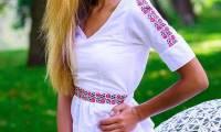 Современные женские вышиванки