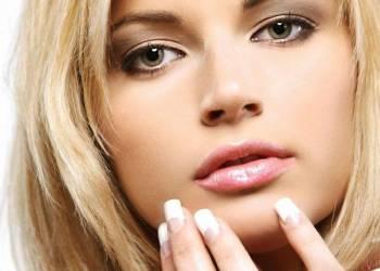 Мягкая бархатистая кожа лица