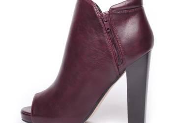 Женские осенние ботинки 2015
