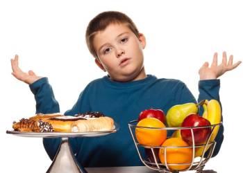 Как избежать ожирения у детей