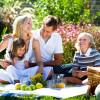 Семейный пикник в выходные