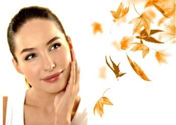 Как ухаживать за кожей осенью