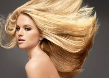 Уход за мелированными волосами