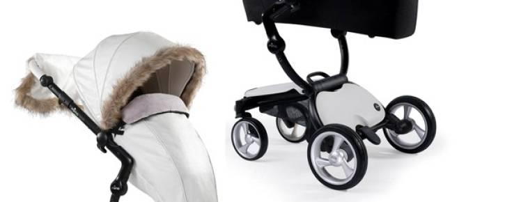 Какую коляску выбрать для зимы