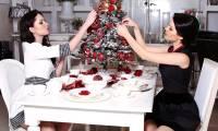 Украшение новогоднего интерьера в европейском стиле