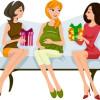 Что подарить беременной подруге?