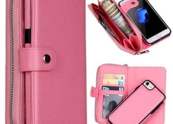 Зачем маме чехол-кошелек для телефона?