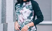 Модные женские свитшоты