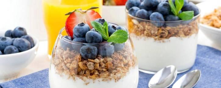 5 самых быстрых рецептов завтраков