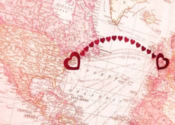 Существует ли любовь на расстоянии?