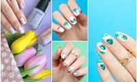 Идеи маникюра на 8 марта: весеннее настроение на ногтях