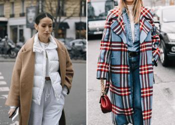 10 модных идей как одеваться зимой стильно