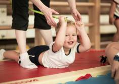 Спортивное развитие детей