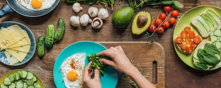 Что можно есть вегетарианцу — описание от доставки вегетарианской еды в СПБ