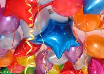 Фольгированные воздушные шары