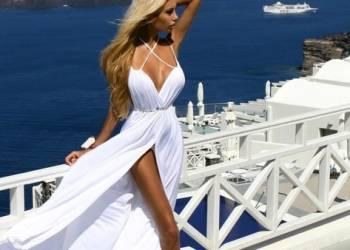Подбираем платье для отпуска