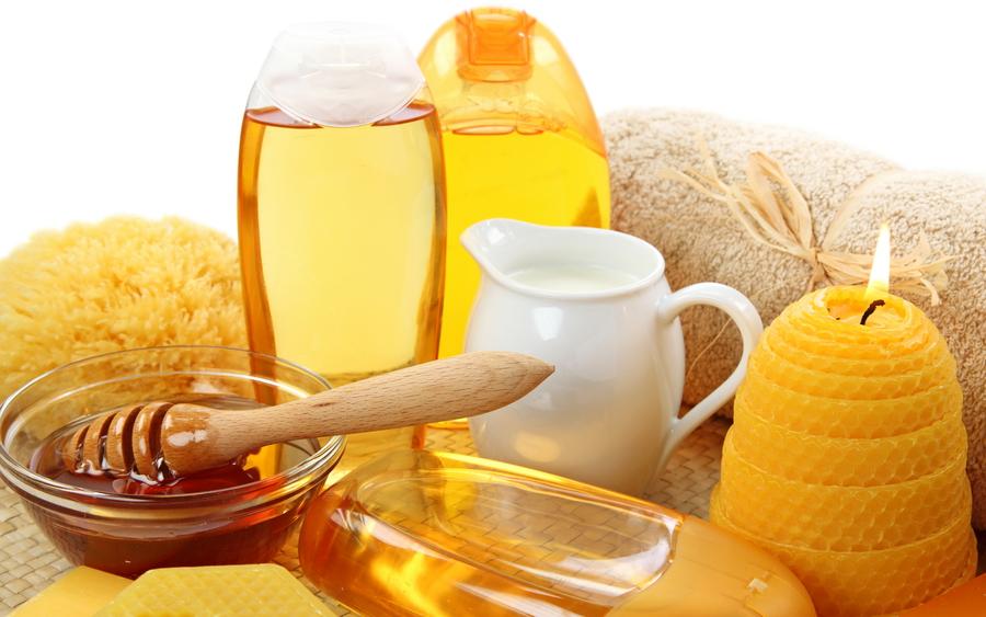 Мед в использовании спа-процедур
