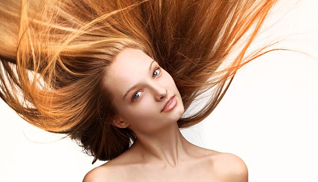 Необычная цветовая гамма волос - фото