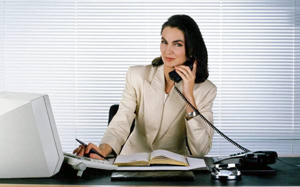Внешний вид деловой женщины - фото