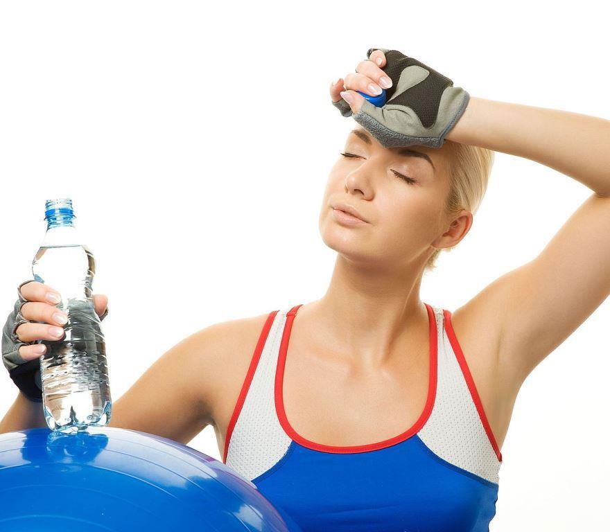 Пить воду полезно!