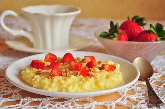 Самый полезный завтрак - фотография