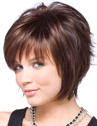 Причёски для полных 3