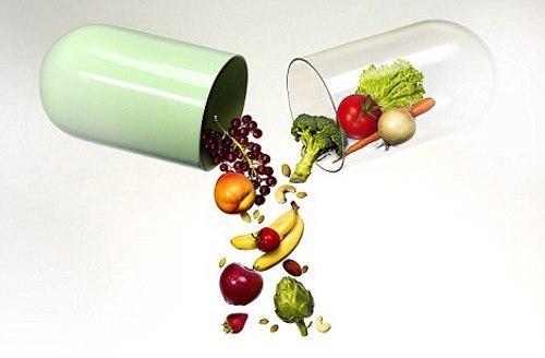 В овощах достаточно витаминов