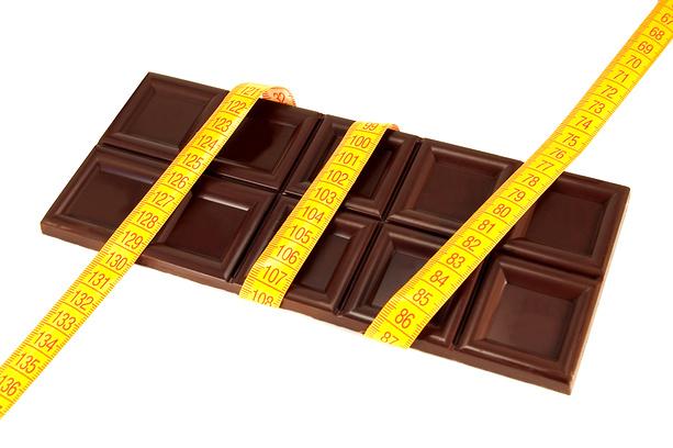 Шоколад помогает похудеть
