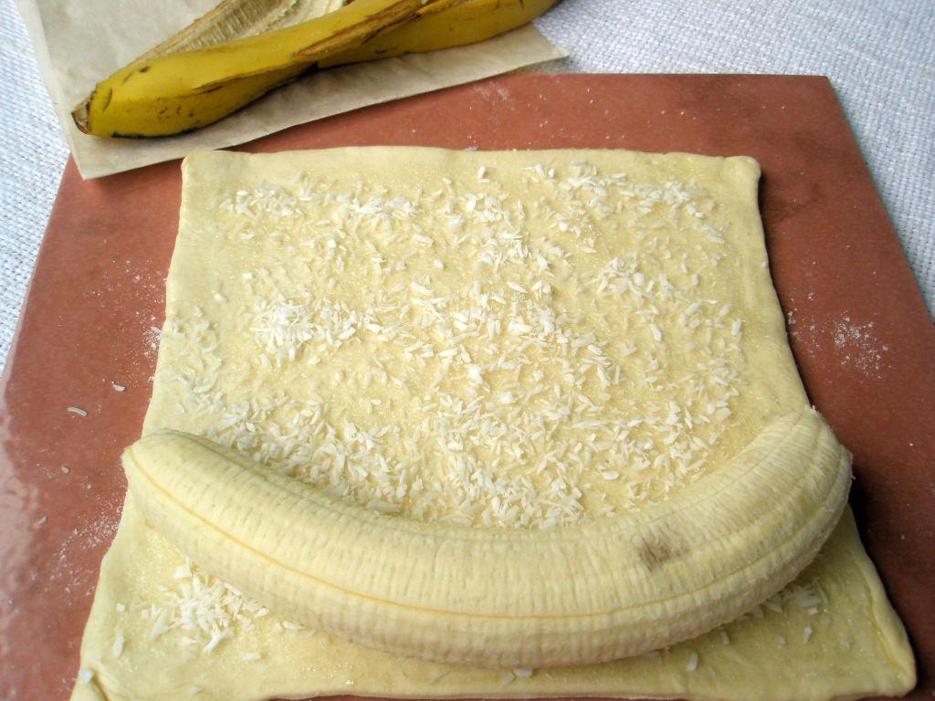 Работаем с бананом 1