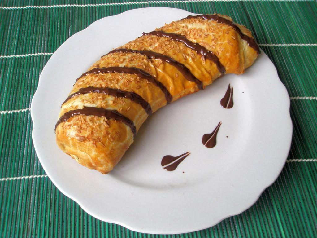 Бананово-кокосовый полдник