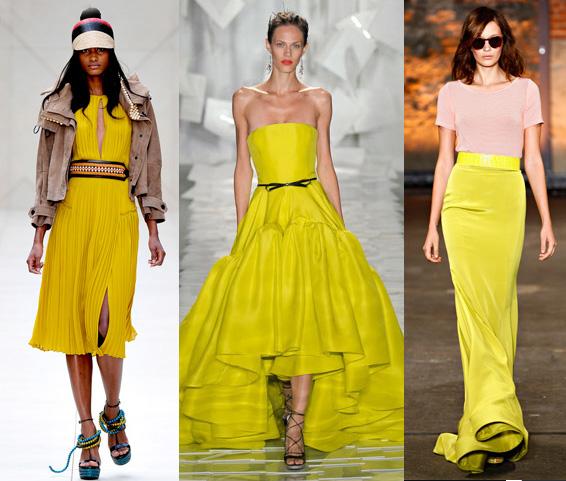 Модели в лимонном