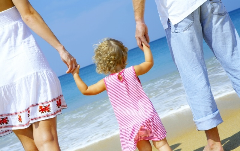 Планируем отдых с ребенком