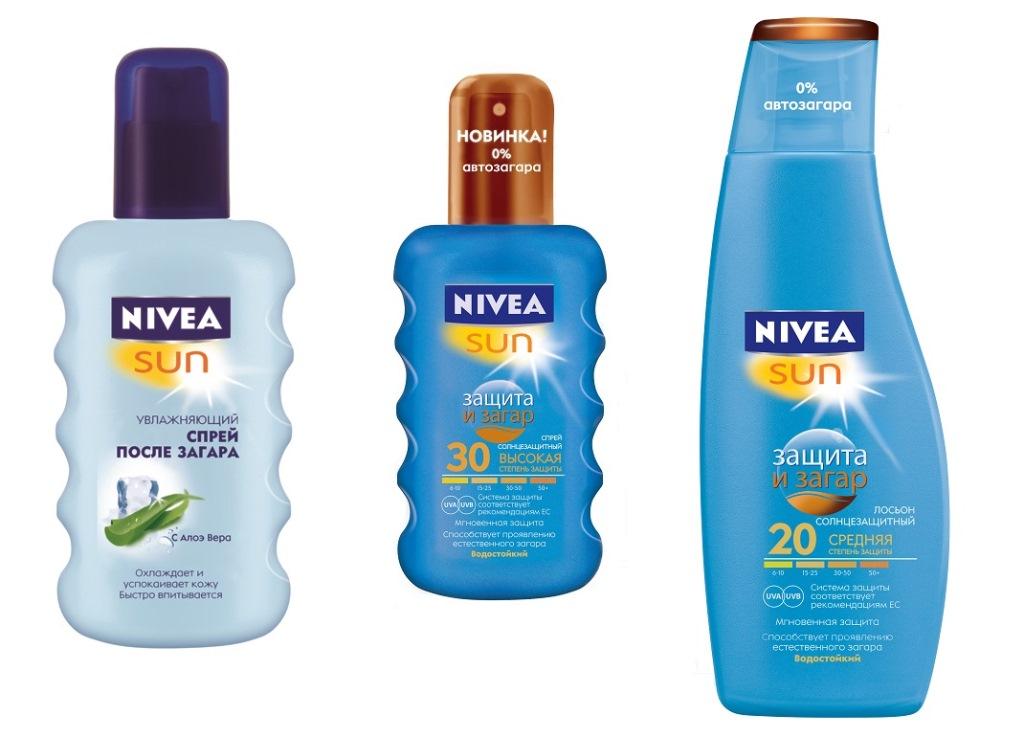 Крема от NIVEA