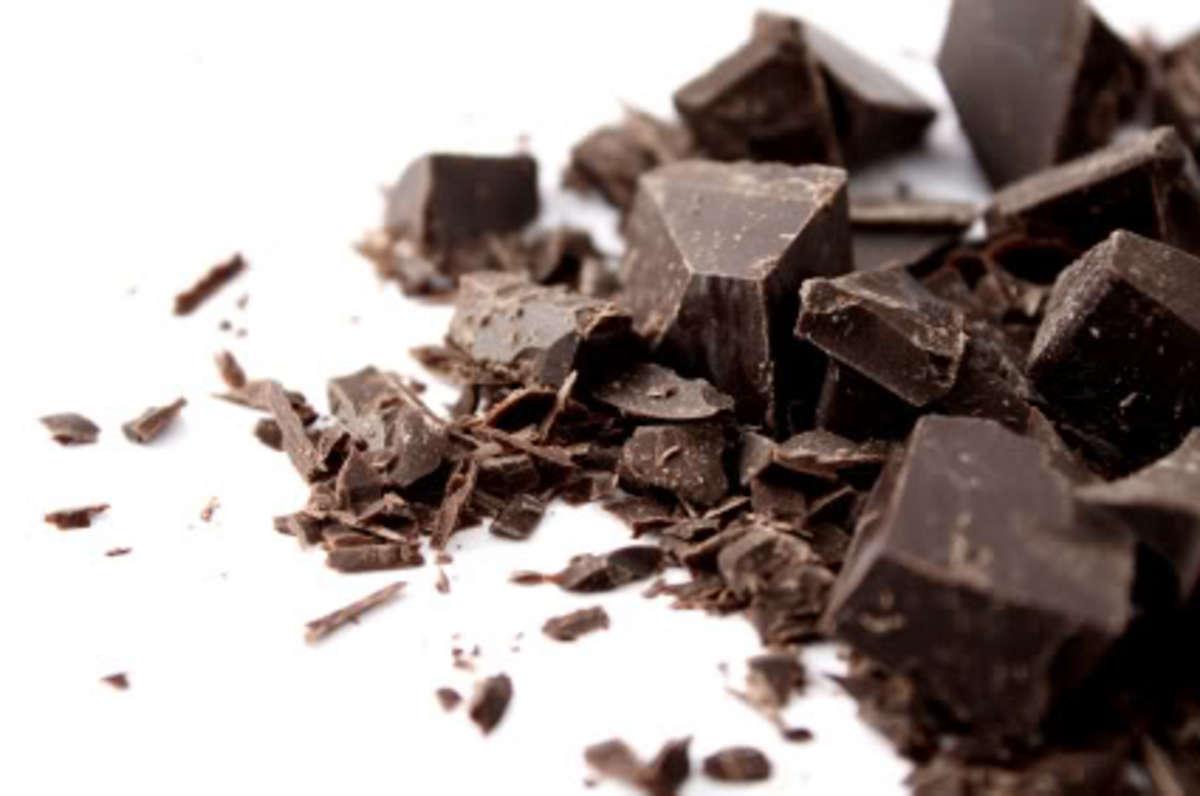 Чистый шоколад